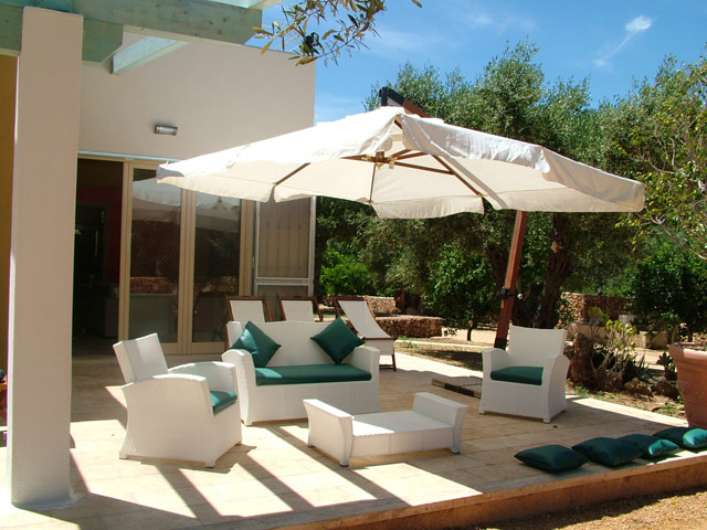Appartamenti a gallipoli for Piani patio esterno